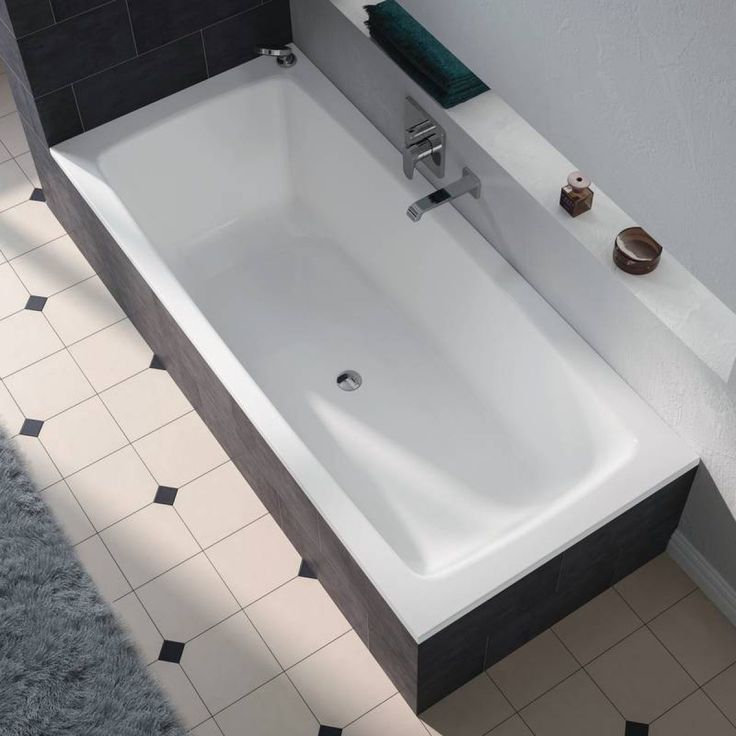 Kaldewei Cayono Duo Steel Bath