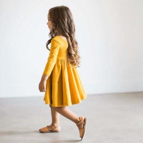 toddler girl dress - Alice and Ames