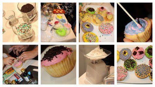 Cupcake, ricetta originale e glassa di zucchero