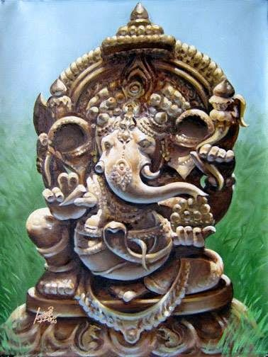In Indian Cutlure...   Why do we celebrate Ganesh chaturthi?   As Indians, we are often asked how we worship an elephant-headed, po...