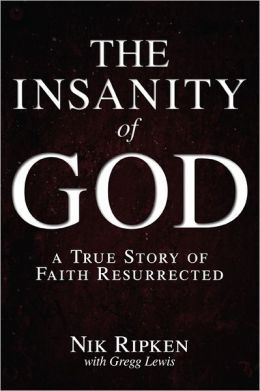 "The Insanity of God: A True Story of Faith Resurrected by Nik Ripken. After spending over six hard years doing relief work in Somalia, and experiencing life where it looked like God had turned away completely and He was clueless about the tragedies of life, the couple had a crisis of faith and left Africa asking God, ""Does the gospel work anywhere when it is really a hard place? It sure didn't work in Somalia."" Prepare to be moved. Great read!"
