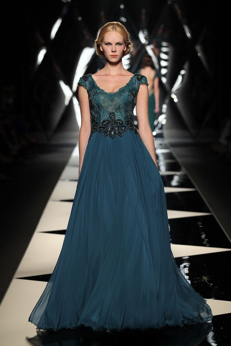 The mireille dagher fall winter 2013 14 haute couture for Haute couture collection