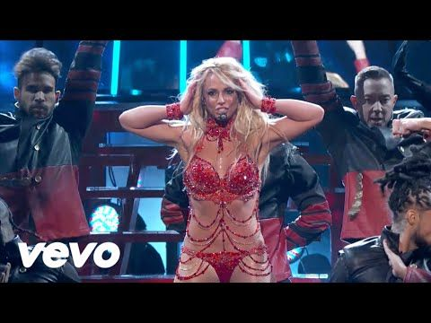 Britney Spears - Country Club Martini Crew Megamix - YouTube