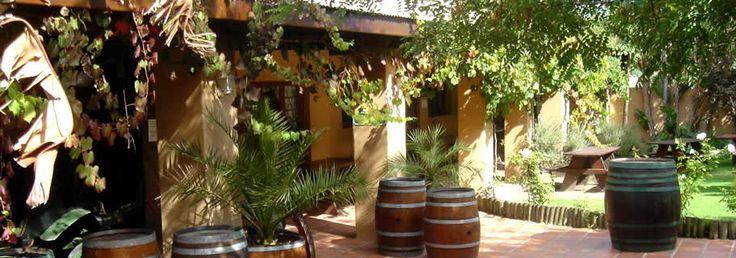Wingerdkraal Wedding and Function venue at Kaapzicht | Kaapzicht Wine Estate
