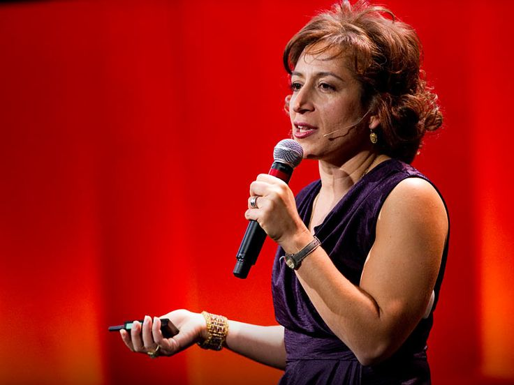 Hanna Rosin: New data on the rise of women via TED