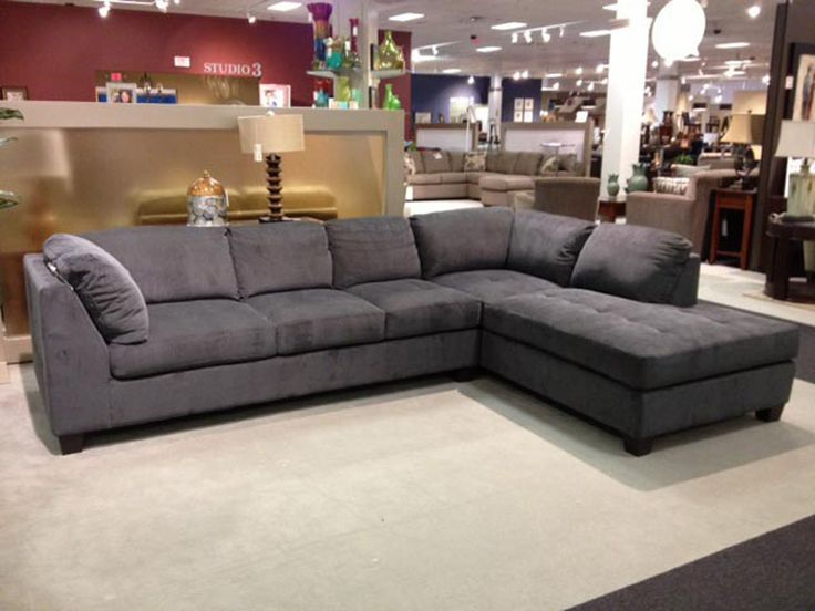 Cardiu0027s Furniture - 2pc Sectional - 899.99 - 100702035 : cardis sectionals - Sectionals, Sofas & Couches
