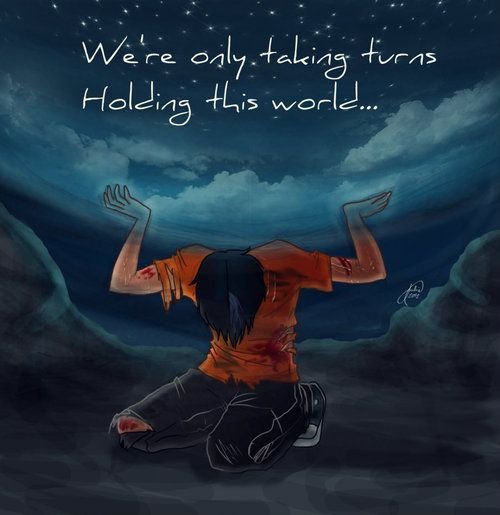 Oh my god poor Annabeth I literally cried! And this is also my favorite of the Percy Jackson books