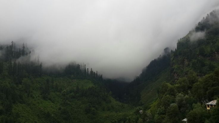 Manali in Manāli, Himāchal Pradesh