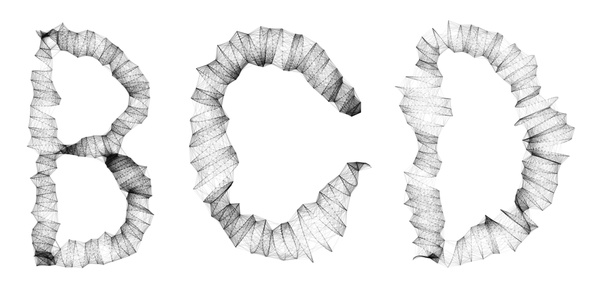 Generative font turns out to be both really fun and really serious.