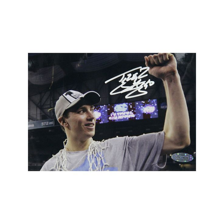 Steiner Sports Tyler Hansbrough Fist Pump 5'' x 7'' Signed Photo, Multicolor
