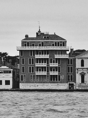 Case  alle Zattere - Ignazio Gardella - Venezia