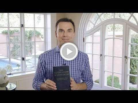 The Motivation Manifesto by Brendon Burchard - Free Hardcover Book