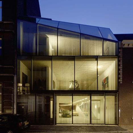 Wiel Arets - V-House
