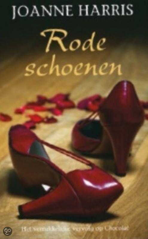 bol.com | Rode schoenen (ebook) EPUB met digitaal watermerk, Joanne Harris | 9789032513689...