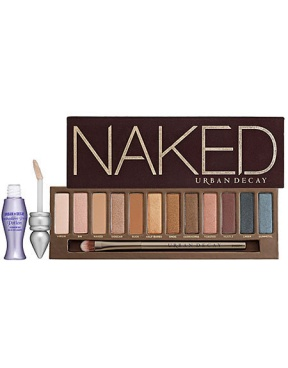 What's your fave? I or II?   Urban Decay Naked Palette