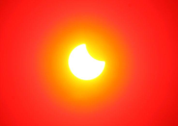 Viaggi con ricordi: Eclissi di sole