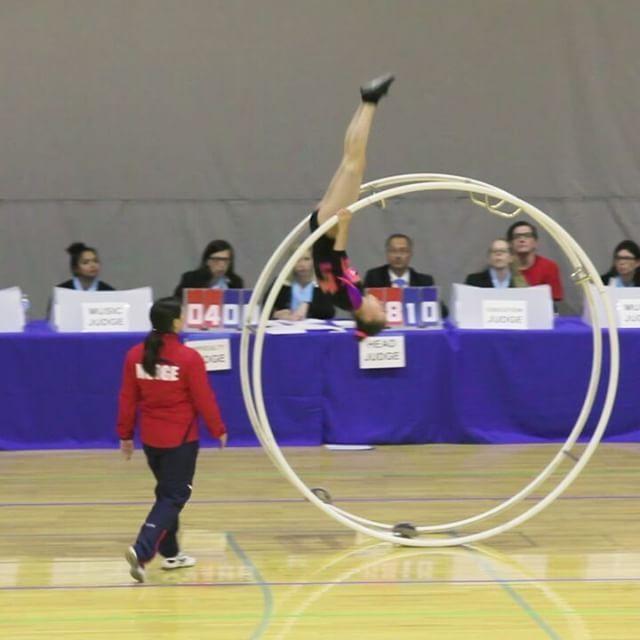 Nina Sølvberg  https://www.youtube.com/watch?v=YwRNucQBbCQ #rhönrad #rhoenrad #rhönradturnen #rhoenradturnen #rhonrad #germanwheel #Gymnastikkhjul #gymwheel #gymnasticwheel #wheelgymnastics #cincinnati #gymnastics #gymnastic #gymnastique #gymnastlife #gym #gym #sport #sports #turnen #acro #weltmeisterschaften #worldchampionships #worldchampionship #norway #teamnor