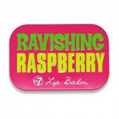 W7 Fruity Lip Balm, Ravishing Raspberry