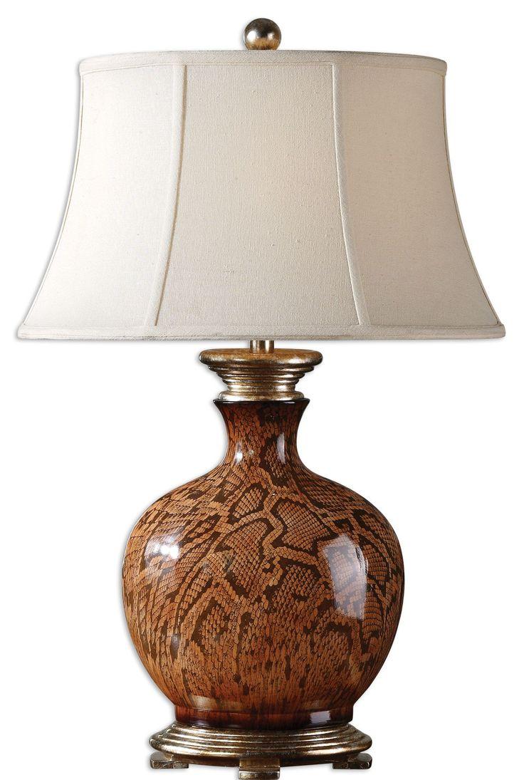 Uttermost Serpiente Ceramic Lamp 26485 Ceramic Lamp