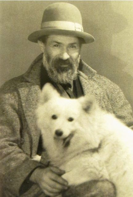 "Man Ray     Constantin Brancusi, Paris     1930    ""That which they call abstract is the most realistic, because what is real is not the exterior but the idea, the essence of things.""  Constantin Brancusi"
