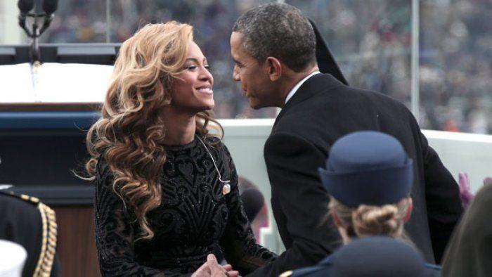 #Gossip, #Love: tra Obama e Beyoncé è amore?