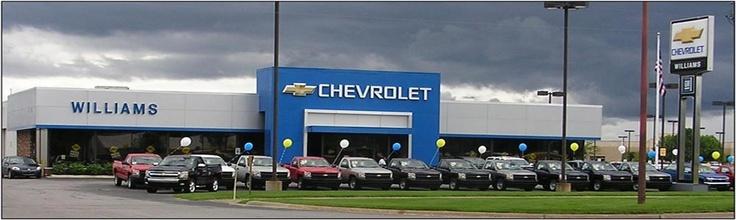 Williams Chevrolet Dealership