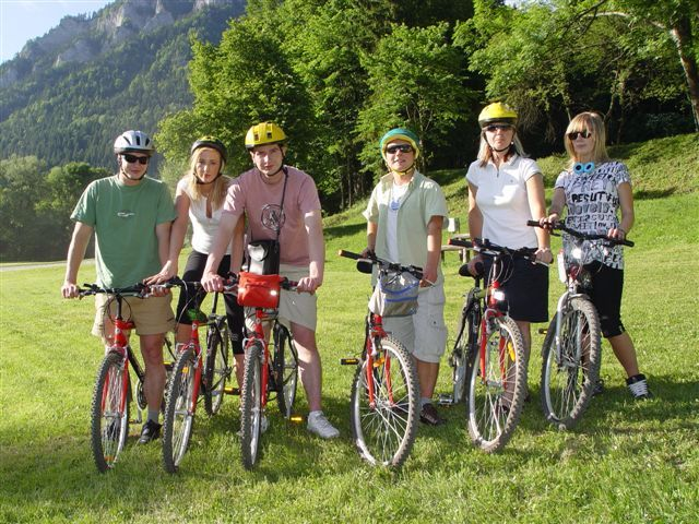 Zwiedzanie rowerowe