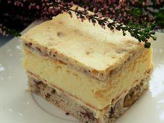 Pychotkaaa: Ciasto serowo-orzechowe wg siostry Anastazji