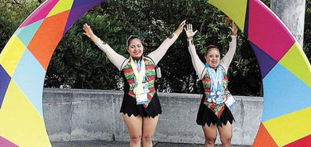 Bolivia Informa: Bolivia logra dos medallas de oro en Olimpiadas Especiales de EE.UU.