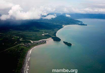 Nuquí, un encanto de Selva y Playa. #Viajes Descubre la Colombia profunda con Mambe.org!