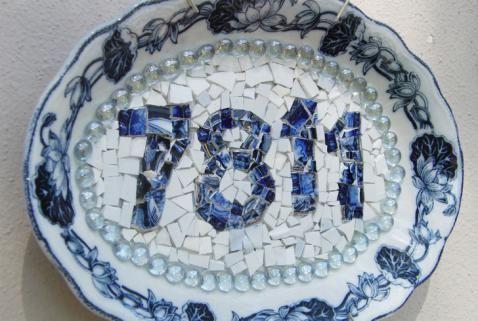 Porcelán mozaik | Fotó: goodhousekeeping.com - PROAKTIVdirekt Életmód magazin és hírek - proaktivdirekt.com