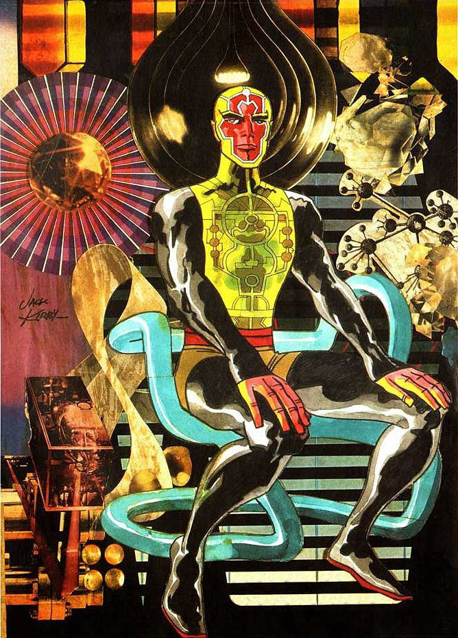 Metron ~ New God's - DC Comics (Jack Kirby)