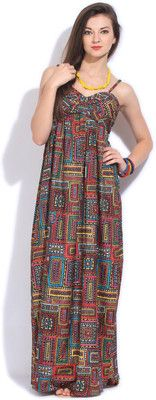 Buy Avirate Women's Maxi Dress Online at Best Offer Prices @ Rs. 2,560/- In India. #Maxi #Dresses #India