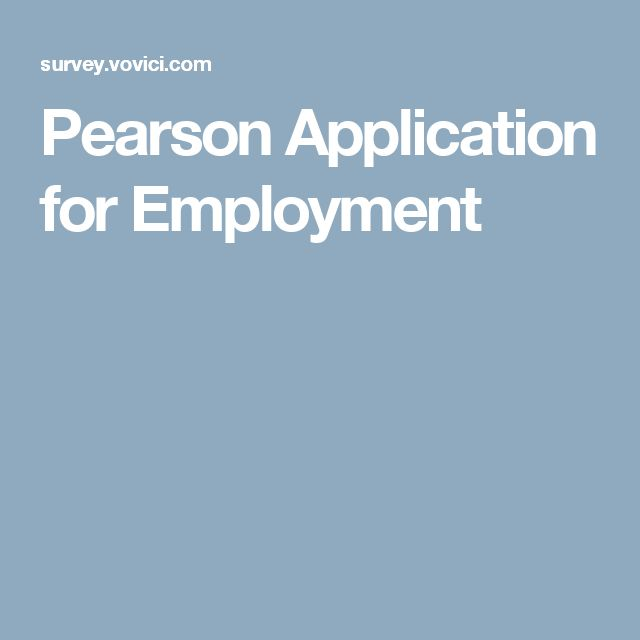 Best 25+ Application for employment ideas on Pinterest - application for employment