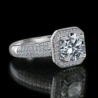 12 best Imitation Diamond Rings Australia images on Pinterest