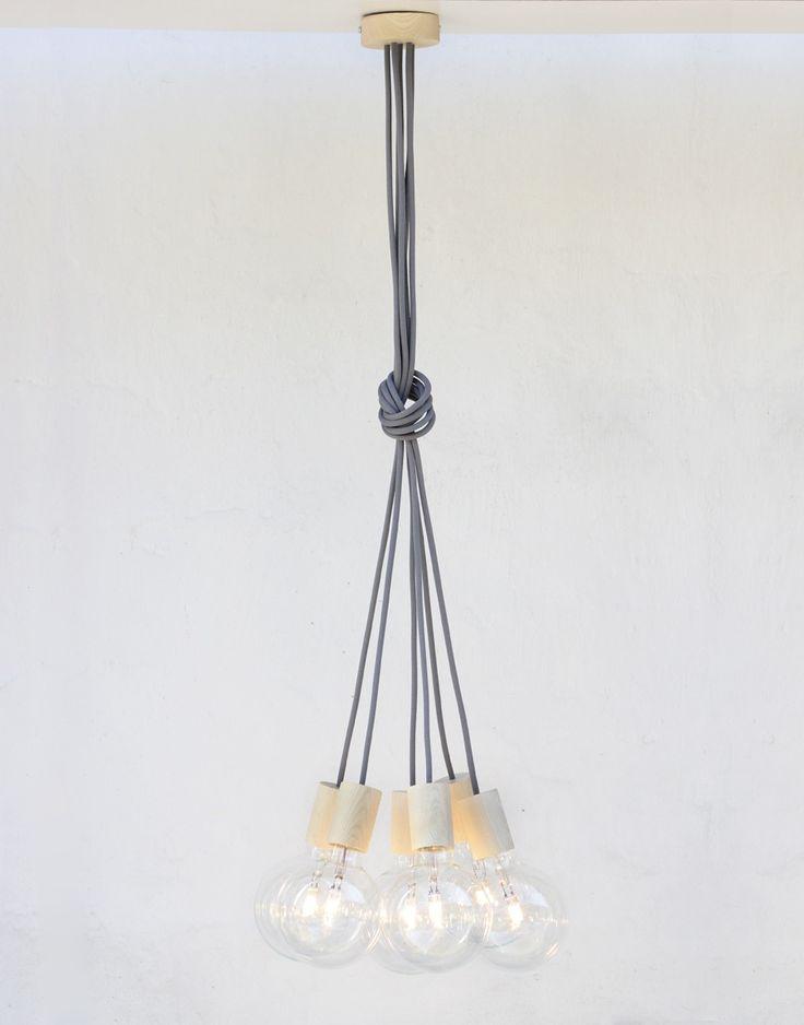 17 mejores ideas sobre candelabros colgantes en pinterest - Colgantes de cristal para lamparas ...