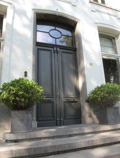 Statige voordeur