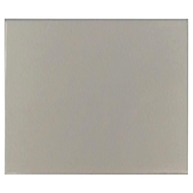 """Ceramic Wall Tiles - 3"""" x 6"""" - 136/box - Glossy Cream @ Rona"""