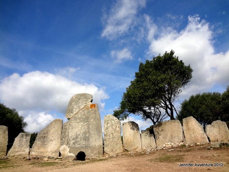 Giants Tomb, Sardinia