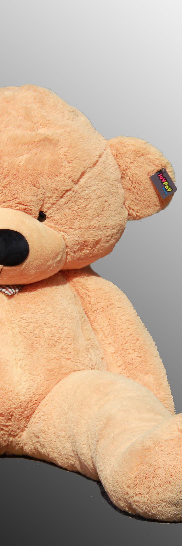 #Giant_Teddy_Bear  LINK:   http://www.joyfay.com/us/giant-huge-78-brown-teddy-bear-stuffed-plush-animal.html