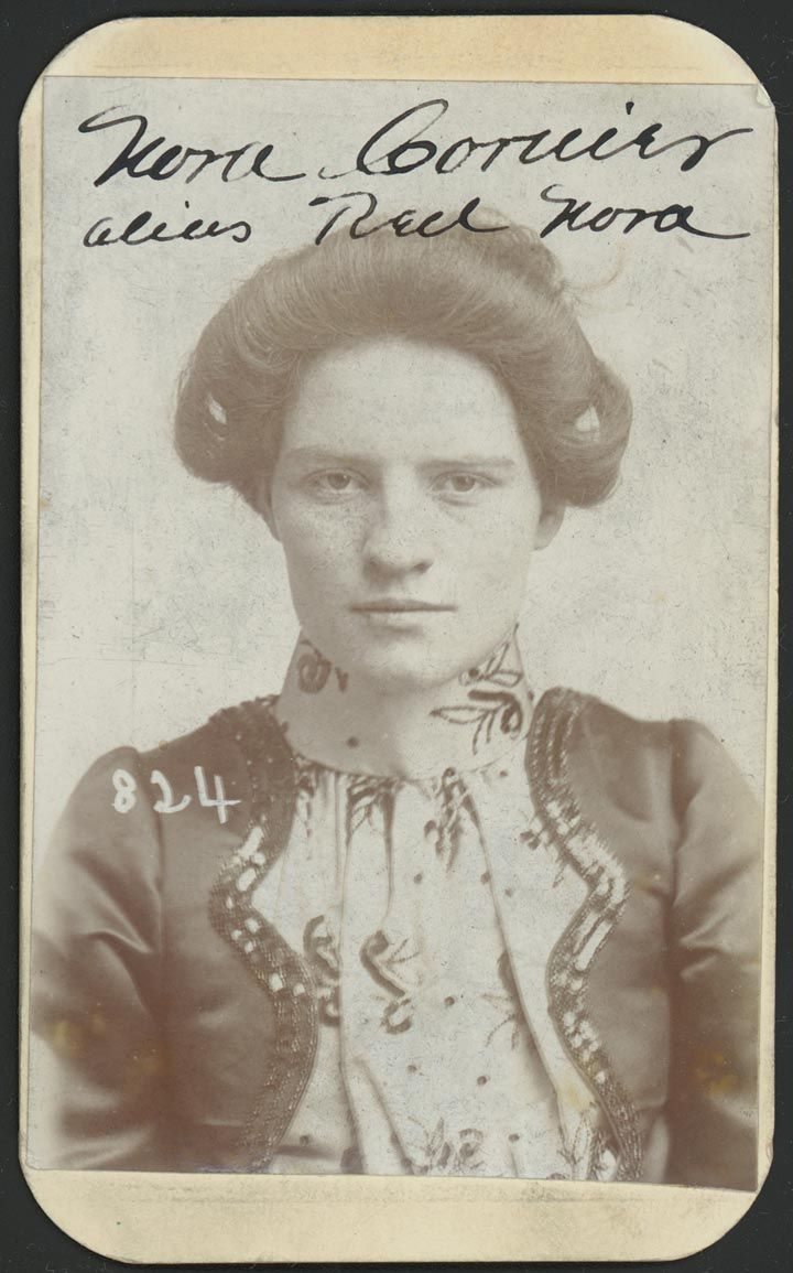 The vintage mugshots of shoplifters bank robbers and murderers from - Vintage Everyday Doing Hard Time 14 Historic Nebraska Mug Shots From The Late Early Centuries Nora Courier Horse Stealing