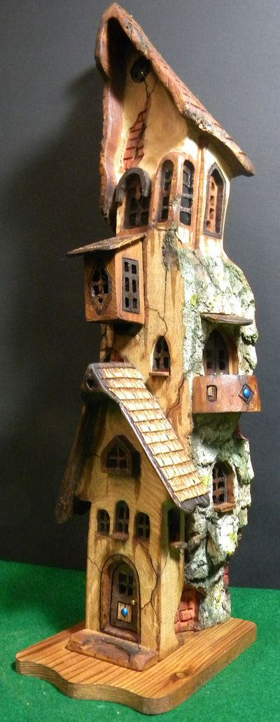 Winter House 3070 by ForestDwellerHouses.deviantart.com on @deviantART