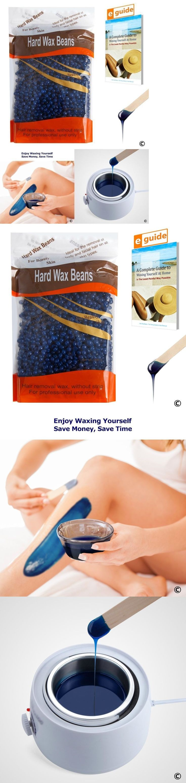Shaving: Hair Removal Painless Hard Wax Beans Stripless Full Body Depilatory Wax Beads -> BUY IT NOW ONLY: $38.48 on eBay!