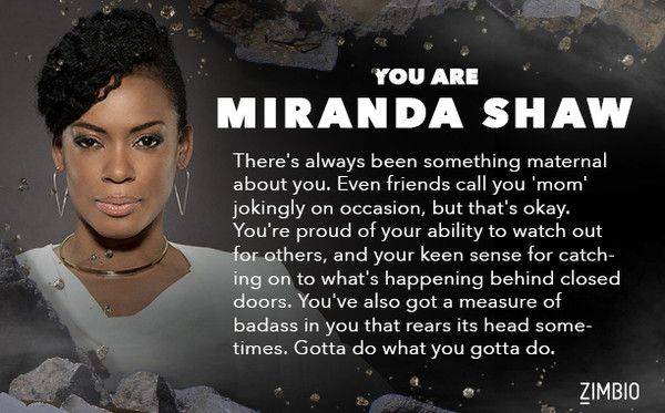 Which 'Quantico' Character Are You?