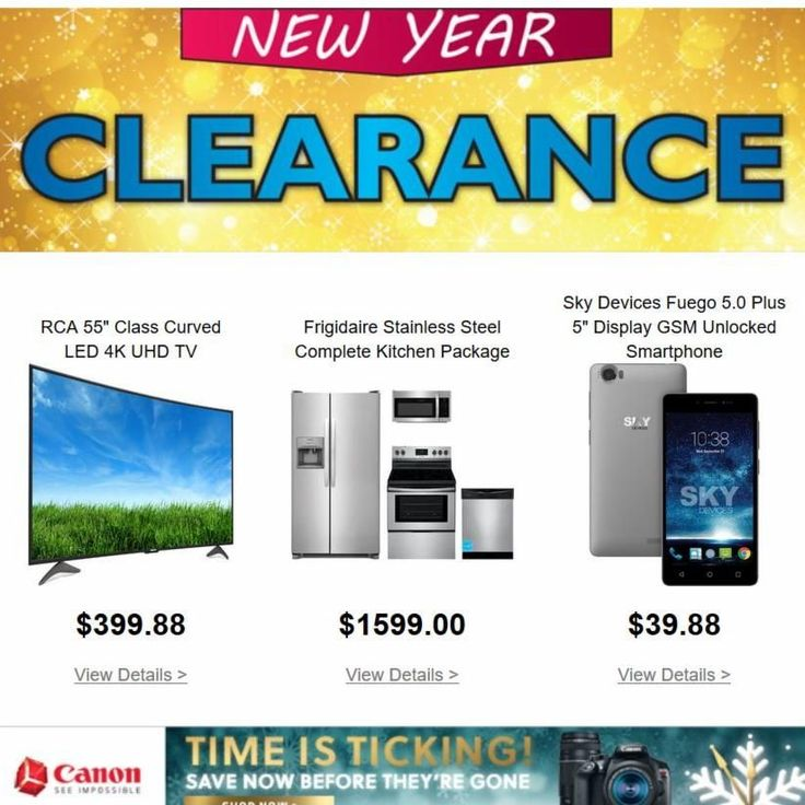 New Year Clearance: Trending Deals ... • Save Big On Electronics & Appliances • Shop Now • Tap the link in our bio - Click on the Current Ad Banner #HomeAppliancesBanner