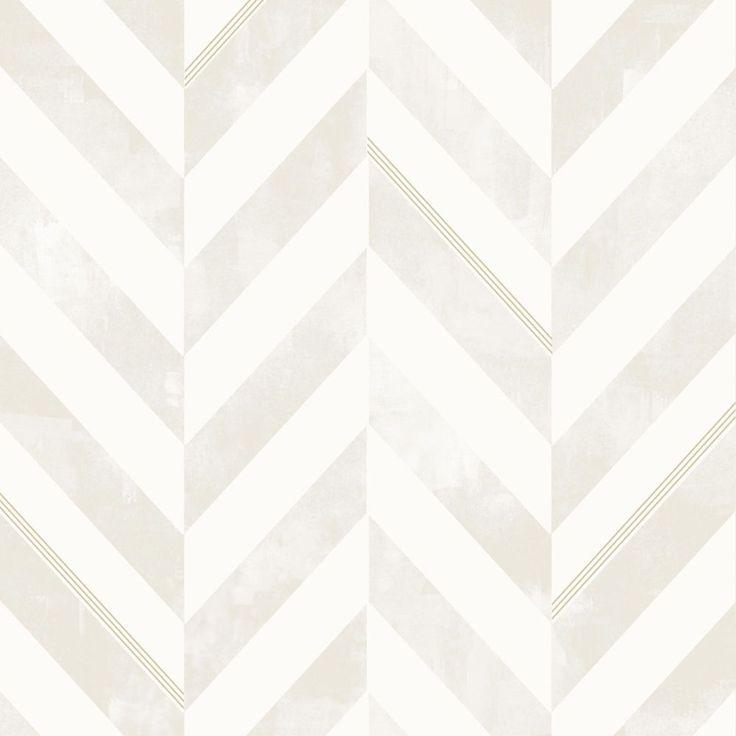 Italie Cream/Grey Wallpaper