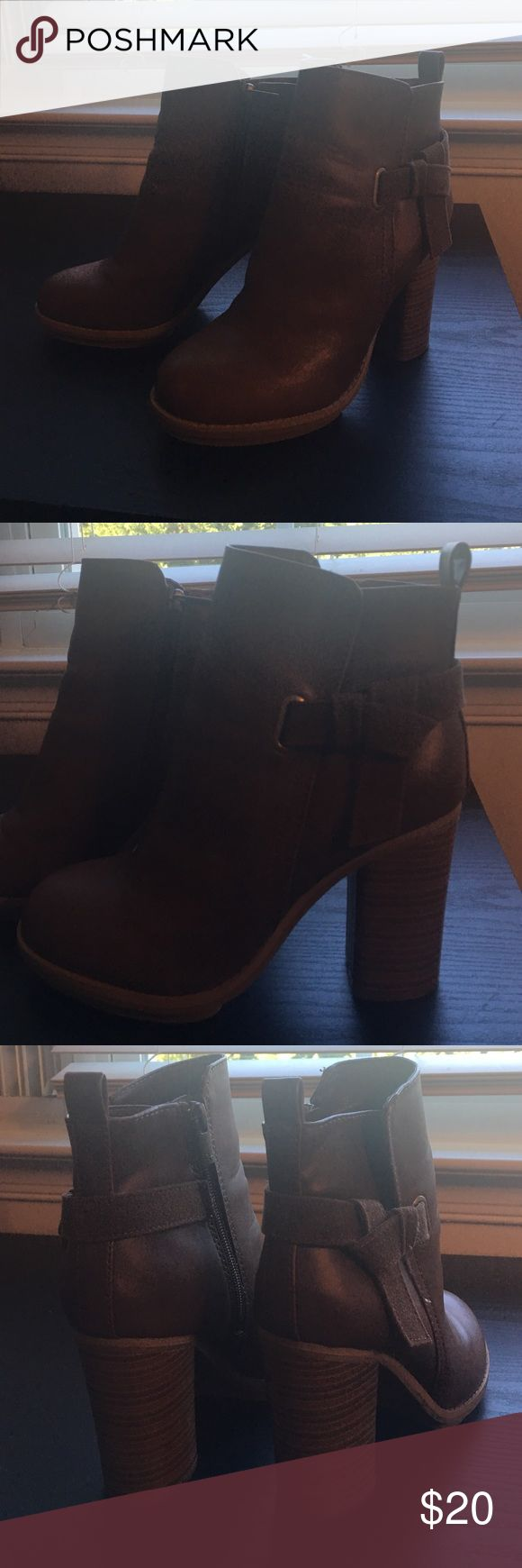 Boots Target boots, never worn Shoes Heeled Boots