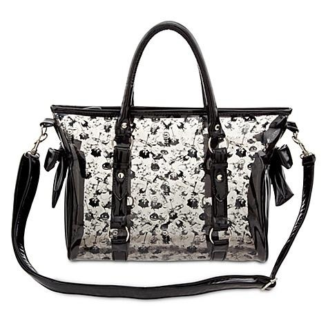 I found 'Disney Clear The Nightmare Before Christmas Handbag | Disney Store' on Wish, check it out!