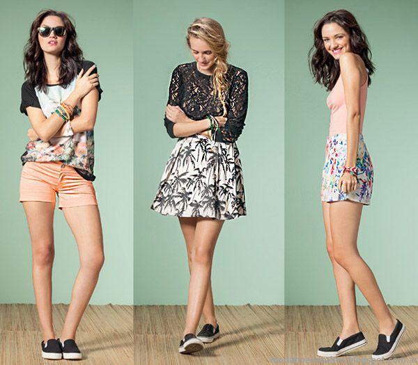 Nucleo+Moda+shorts+y+faldas+primavera+verano+2015.jpg (600×525)