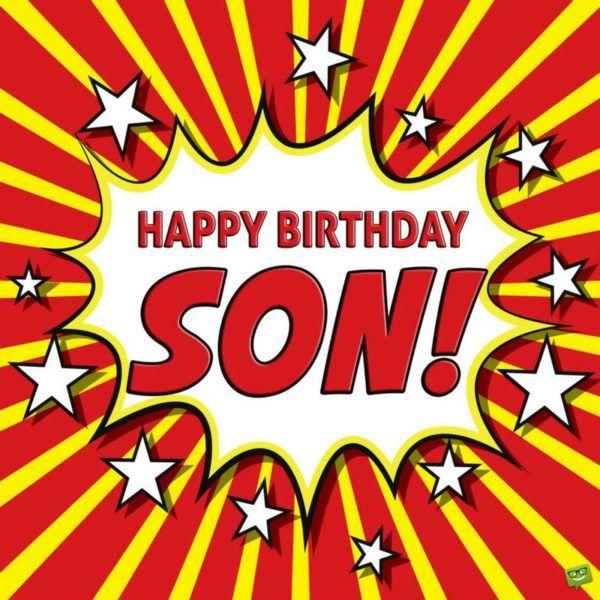 Best 10+ Birthday Wishes For Son Ideas On Pinterest